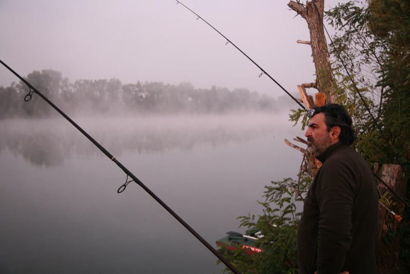 Ловля сазана в октябре